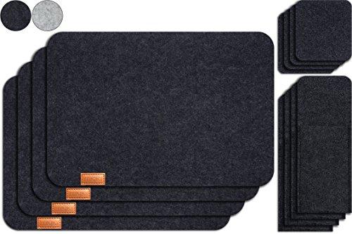 Miqio® - Design 12 teiliges Premium Platzset