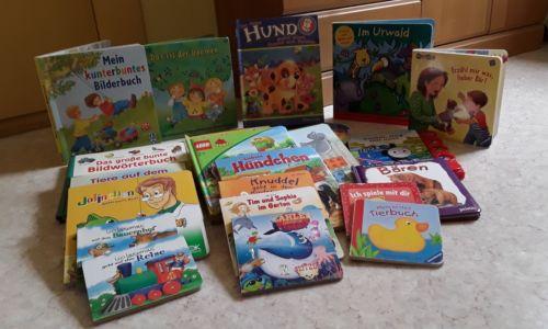 22 Bücher * Sammlung * Paket * Kinderbücher * Kleinkinder * Pappbücher