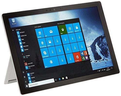 Microsoft Surface Pro 31,24 (12,3 Zoll) Notebook (Intel Core i7 der 7.Gen., 16 GB RAM, 1024 GB SSD, Windows 10 Pro) (Zertifiziert und Generalüberholt)