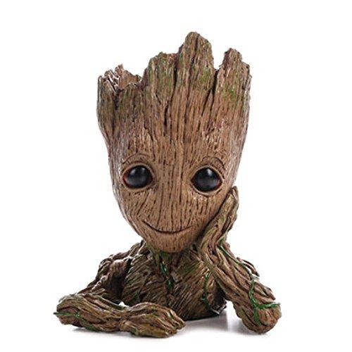 MATECam Marvel Hüterin der Galaxy Pack – Groot Action Figur – Kletterer - Best Gift (Type 1)