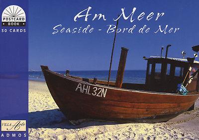 Postkartenbuch Am Meer 30 stimmungsvolle  Postkarten Strand, Meer, Urlaub NEU!