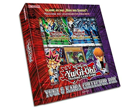 Yugioh - Yugi & Kaiba Collectors Box - Deutsch