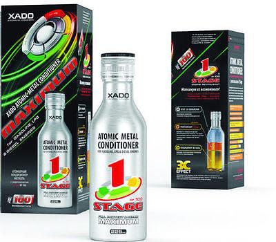XADO  Motoröl Additiv 1 Stage Maximum Motor Reparatur & Verschleiß Schutz