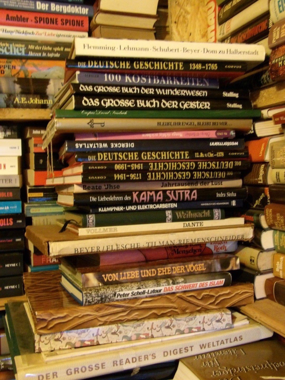 Beate Uhse Weihnachtskalender.40 X Sachbücher Bildbände Sammlung Bücher Konvolut Bücherpaket