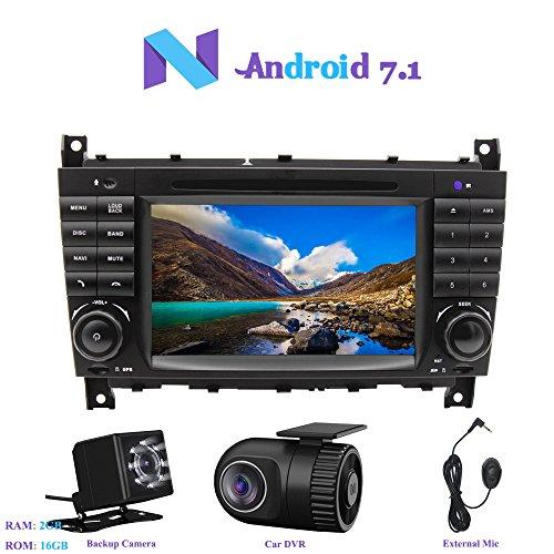 Android 7.1 Car Autoradio, Hi-azul 2 Din Car Audio Navigationssystem 7