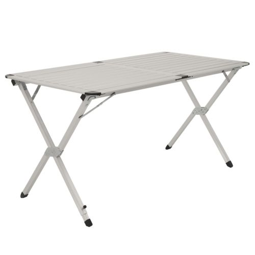 CampFeuer Campingtisch 140 x 70 cm Rolltisch Klapptisch Falttisch Gartentisch