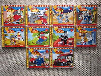 20 CD - KINDER HÖRSPIEL SAMMLUNG - Benjamin Blümchen - FOLGE:6-9-11-12-15 usw.