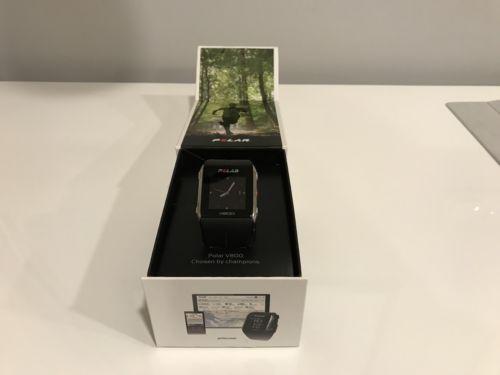 Polar V800 GPS Uhr in Schwarz Top Zustand! Kaum getragen!