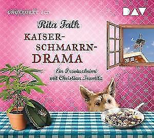 Kaiserschmarrndrama. Ein Provinzkrimi Eberhofer 9. Fall     von Rita Falk (2018)