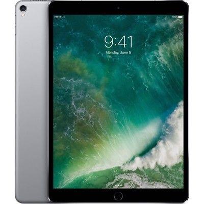 Apple iPad Pro 10.5 256GB Wi-Fi + 4G - Space Grey