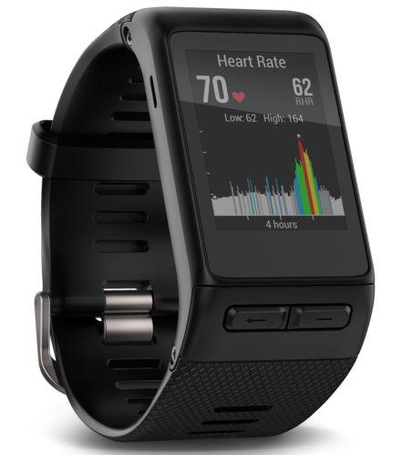 Garmin Vivoactive HR GPS-Smartwatch