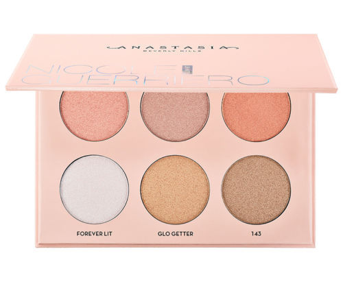 Anastasia Beverly Hills X Nicole Guerriero Glow Kit Highlighter Palette