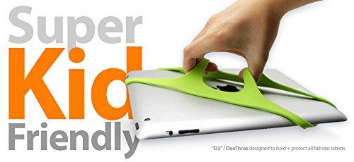 Padlette D2 Halter / Griff für Kindle und iPad mini (und alle anderen Mini-Tablets und eReader)