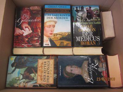 34 Bücher Romane historische Romane Top Titel Bestseller