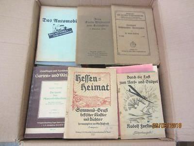 190 Hefte antiquarische Schriften Pamphlete politische Schriften u.a.