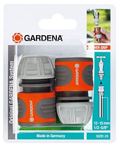 Gardena 18281-20 Schlauchverbinder-Satz, 13-15 mm