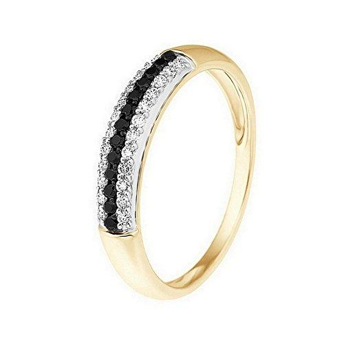 Diamonds & You-Ehering 9 Kt Diamant Premium 0,26 Karat T48-AM - 9RG 21470 BL - 48/J