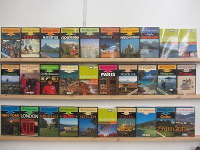 30 Bücher DuMont Reiseführer Richtig Reisen internationale Reiseführer