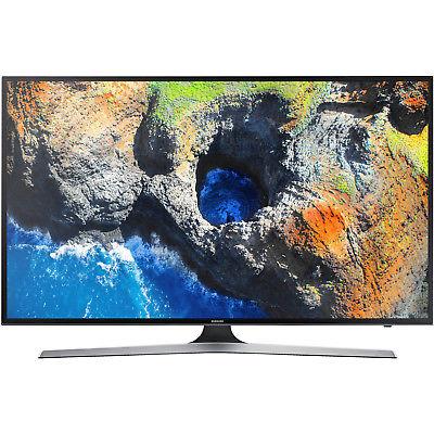 SAMSUNG UE50MU6179U LED TV (Flat, 50 Zoll, UHD 4K, SMART TV)