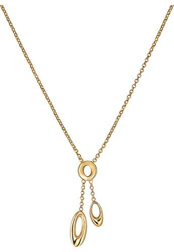 CHRIST Gold Damen-Kette 375er Gelbgold One Size, gold