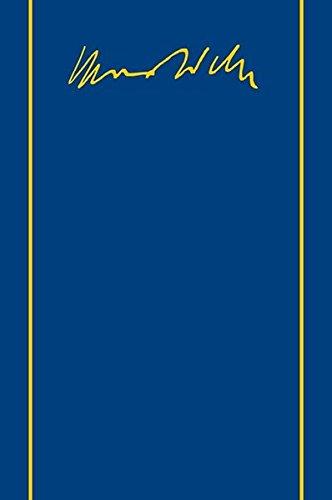 Max Weber-Gesamtausgabe: Band II/2: Briefe 1887-1894
