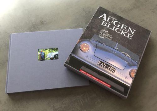 Augenblicke / offizielles Jubiläumsbuch der Porsche AG, limitiert, selten,