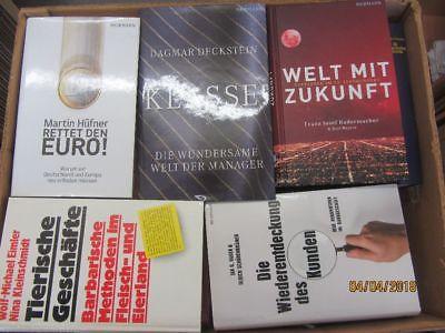 35 Bücher Sachbücher Wissenschaft Wirtschaft Politik Zeitgeschichte Paket 3