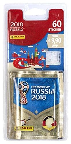Panini 003497BLBD12 Fußballer, Fußballspieler, Menschen, Sportler Fifa World Cup Russia 2018 - Blister Fußballsticker