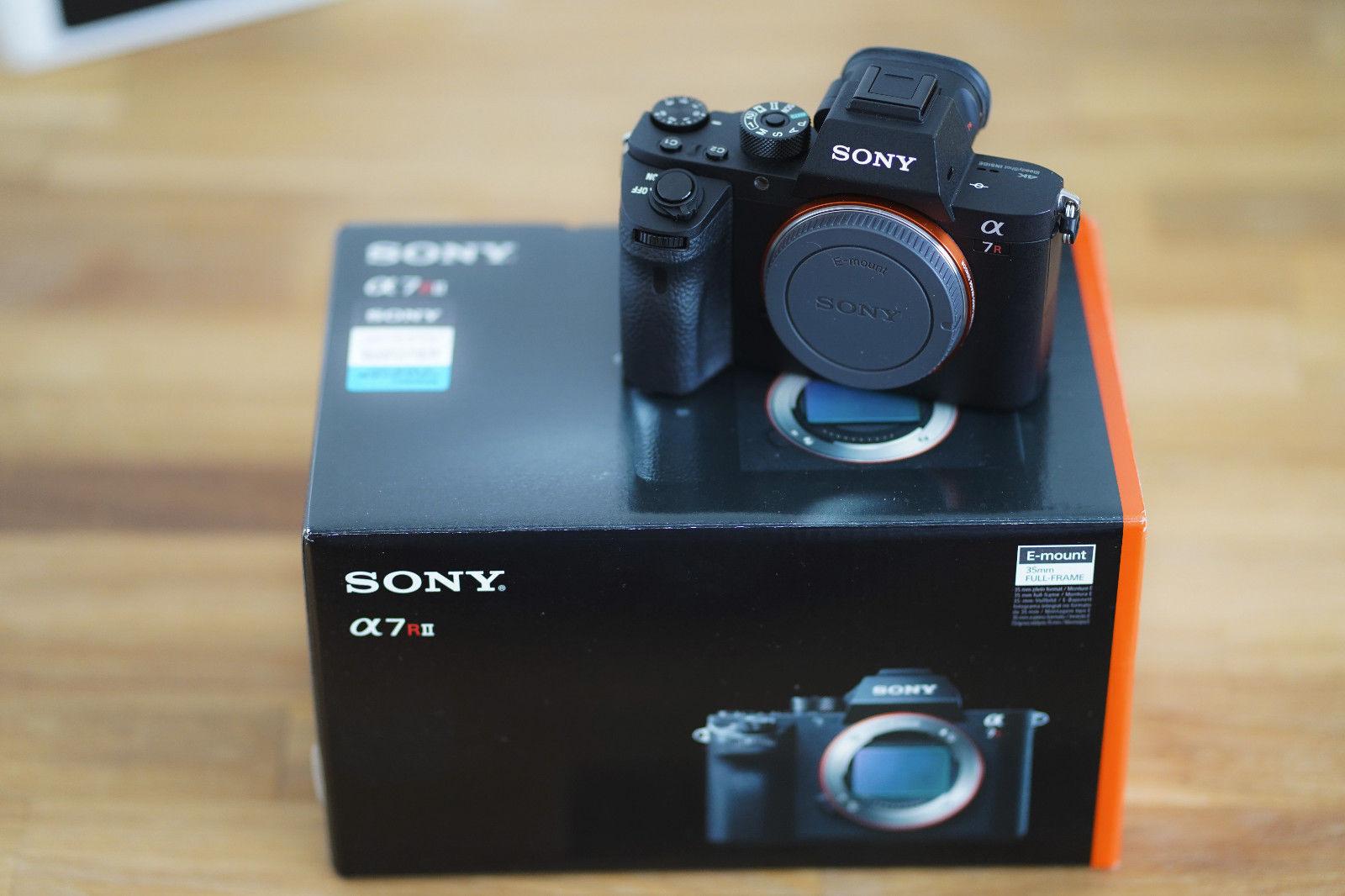 Sony Alpha 7R Mark 2 - ILCE-7RM2 42.4MP Vollformat Digitalkamera