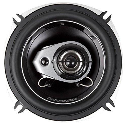 Lightning Audio Lautsprecher LA153 200 Watt 3 Wege Koax Citroen Saxo 10/96 - 09/01 Einbauort vorne :Türen / hinten :Türen