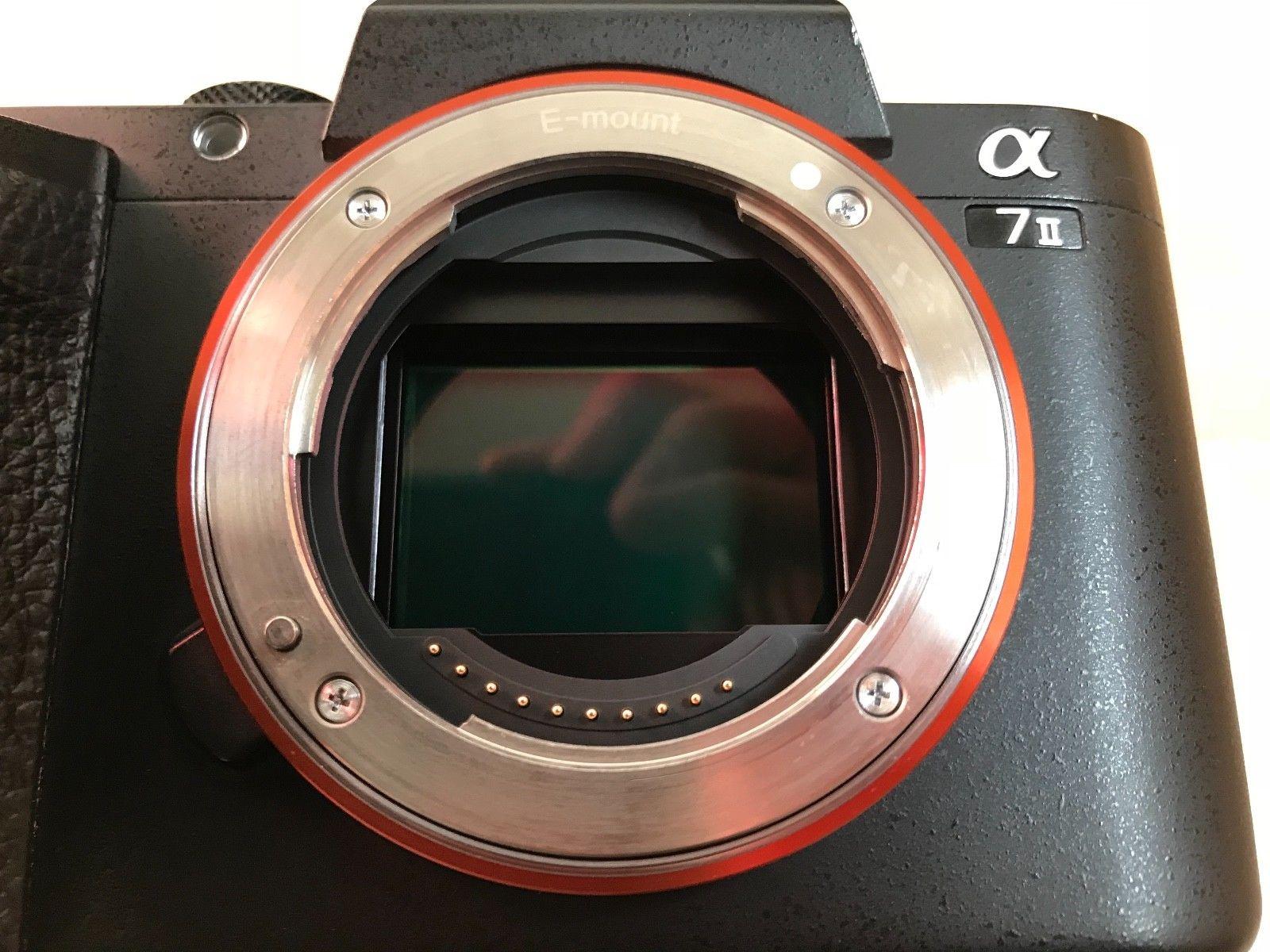 Sony Alpha ILCE-7M2 A7 II Digitalkamera (Body) Gebraucht Super Zustand