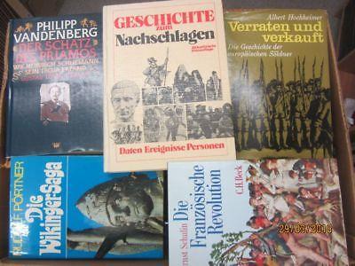 27 Bücher Bildbände Kunst Kultur Geschichte Weltgeschichte