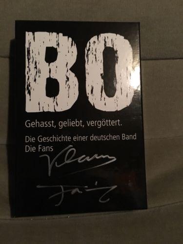 Sammlung Böhse Onkelz Bücher! Top!
