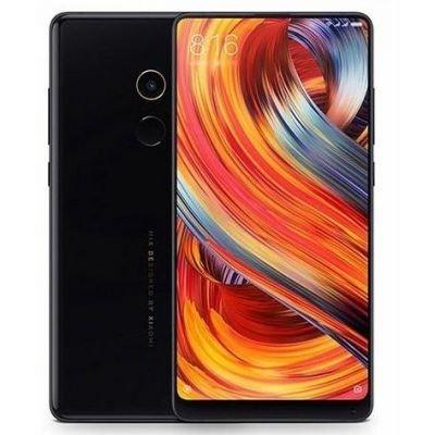 Xiaomi Mi MIX 2 LTE-Dual-SIM Smartphone 15.2 cm (5.99 Zoll) 2.45 GHz, 1.9 GHz Octa Core 64 GB 12 Mi