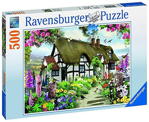 Ravensburger 14709 - Verträumtes Cottage