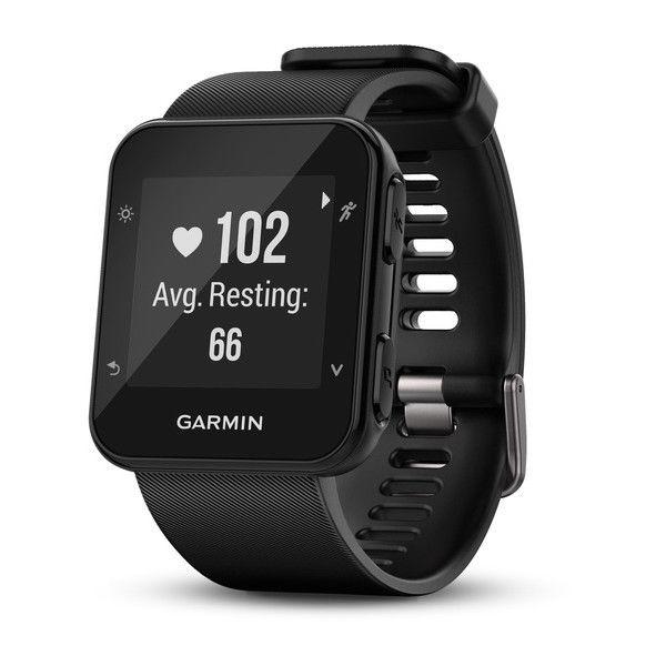 Garmin Forerunner 35 GPS-Laufuhr, schwarz, fast NEU, mit Garantie