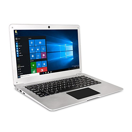 JUMPER EZbook 2SE - 12 Zoll Windows 10 Notebook ( Intel Cherry Trail Z8350, Quad Core, 2GB RAM 64GB ROM, 1600*900 pixels, WIFI, BT4.0, HDMI) Silber