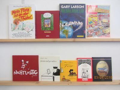 51 Bücher Karikatur Cartoon politische Karikaturen Cartoons