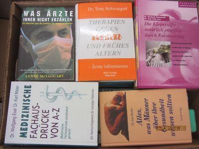 47 Bücher Gesundheit Medizin Selbstheilung Naturmedizin Naturheilkunde