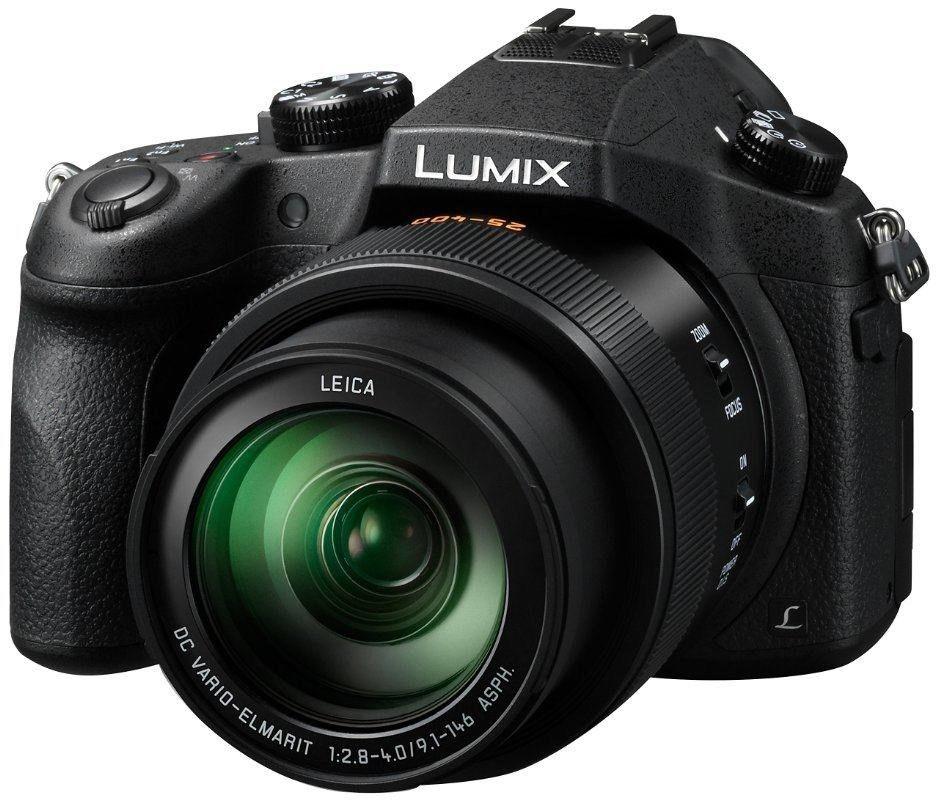 Panasonic LUMIX DMC-FZ1000 20.1 MP Digitalkamera - Schwarz, OVP, Garantie