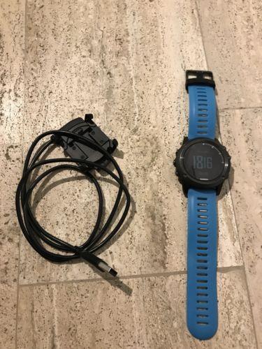 GARMIN FENIX 3 HR GPS Multisport Uhr Smartwatch