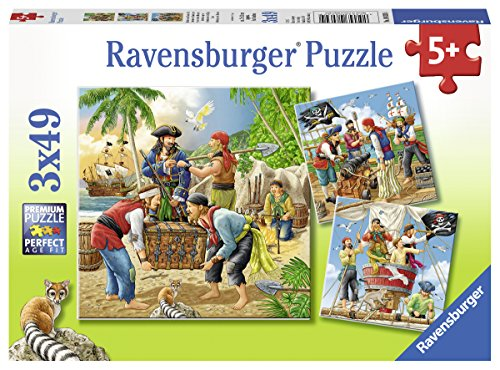 Ravensburger Puzzle 08030Adventures on the High Seas