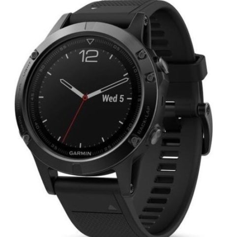 GARMIN Fenix 5 Saphir Smartwatch__Neu in ungeöffneter OVP MIT Rechnungskopie