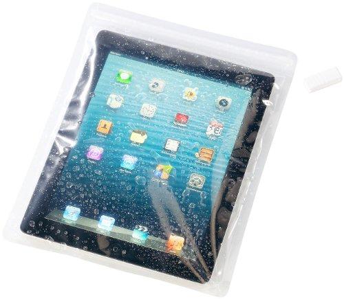 PEARL iPad Schutztasche: Wasserdichte Tasche für iPad (iPad Taschen für Samsung Galaxy Android Tablets)