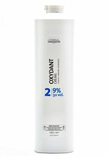 L'Oréal Professionnel Creme-Oxydant 9 prozent, 1er Pack, (1x 1 L)