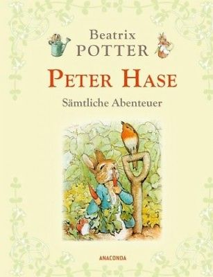 Peter Hase - Sämtliche Abenteuer von Beatrix Potter (Buch) NEU