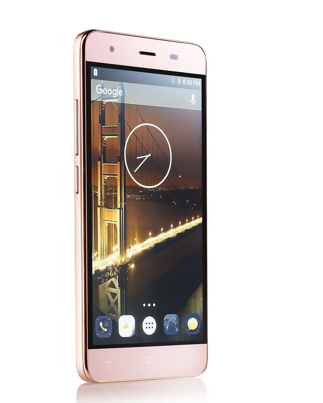 Ultrathin Dual SIM Smartphone 5 Zoll Display, 4G LTE GSM, Android6.0, Octa-Core