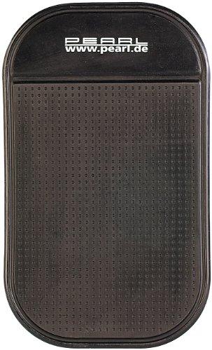 PEARL Anti Rutsch Pad: 2er-Set Anti-Rutschauflage 145 x 85 mm für Kfz, Lkw, Bus, Camper u.v.m (Anti Rutschmatten)