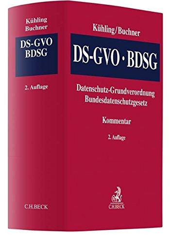 Datenschutz-Grundverordnung/BDSG