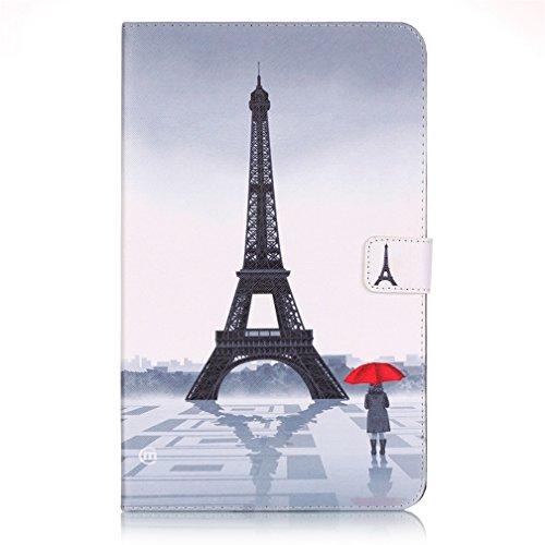 Galaxy Tab A T580N Tasche , Ultra Slim Flip Cover PU Leder Tasche Case Schutzhülle für Samsung Galaxy Tab A 10,1 Zoll T580N / T585N Tablet (2016 Version) Hülle Ledertasche Etui Schale mit Standfunktion (#13)